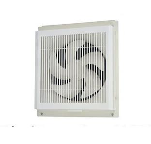 三菱電機 学校用標準換気扇窓枠据付け格子タイプ【排気専用】(24時間換気対応)EX-20SC3