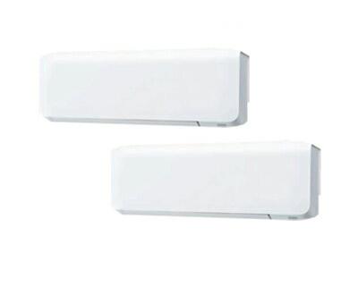 三菱重工 業務用エアコン ハイパーインバーター壁掛形 同時ツイン80形FDKV805HP5S(3馬力 三相200V ワイヤレス)