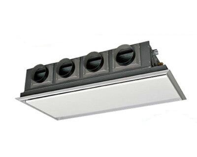 三菱重工 業務用エアコン ハイパーインバーター天埋カセテリア シングル140形FDRV1405HA5S(5馬力 三相200V ワイヤード サイレントパネル仕様)