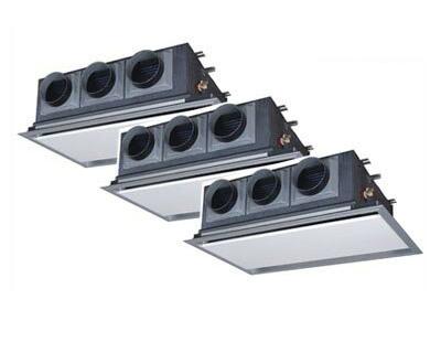 三菱重工 業務用エアコン ハイパーVSX天埋カセテリア(ビルトイン型) 同時トリプル280形FDRVP2804HTS4L(10馬力 三相200V ワイヤード サイレントパネル仕様)