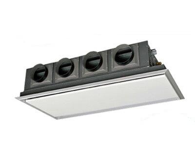 三菱重工 業務用エアコン エクシードハイパー天埋カセテリア シングル160形FDRZ1605H5S(6馬力 三相200V ワイヤード サイレントパネル仕様)