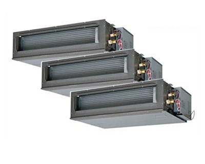 三菱重工 業務用エアコン ハイパーVSX高静圧ダクト型 個別トリプル224形FDUVP2244HTS4L(8馬力 三相200V ワイヤード)