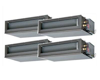 三菱重工 業務用エアコン ハイパーVSX高静圧ダクト型 個別ダブルツイン280形FDUVP2804HDS4L(10馬力 三相200V ワイヤード)