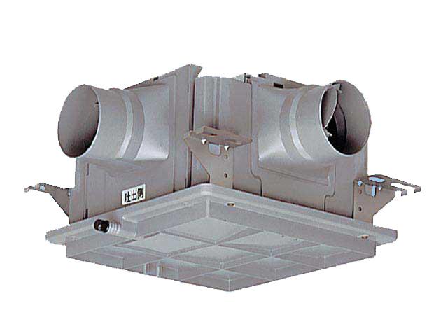 パナソニック Panasonic 中間ダクトファン BL認定品風圧式シャッター 1~3室用 浴室・トイレ・洗面所用 強-弱速調付FY-18DPKC1BL