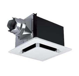 FY-24FPK7パナソニック Panasonic 天井埋込形換気扇ルーバーセットタイプ フラットパネル形 特大風量形トイレ・洗面所、居室・廊下・ホール・事務所・店舗用低騒音形 200立方m/hタイプ