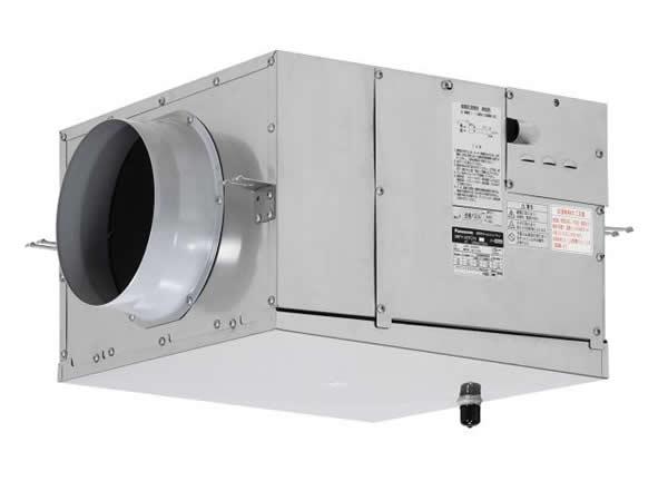 Panasonic ダクト用送風機器消音厨房形キャビネットファン 単相100V FY-25TCF3