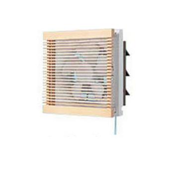 XFY-25VE5/13パナソニック Panasonic インテリア形換気扇 居室・店舗・事務所用給気・排気切換式 引きひも連動式シャッター ルーバー組み合わせ