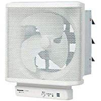 Panasonic インテリア形有圧換気扇自動運転形(温度センサー内蔵形)・インテリアメッシュタイプ 低騒音形FY-30LST