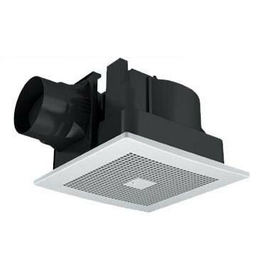 パナソニック Panasonic 天井埋込形換気扇ルーバーセットタイプ 低騒音・自動運転形(人感センサー)トイレ・洗面所、居室用FY-32CR7V