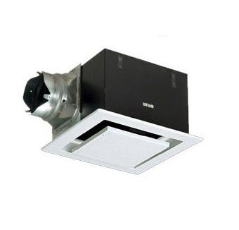 パナソニック Panasonic 天井埋込形換気扇ルーバーセットタイプ 低騒音・大風量形トイレ・洗面所、居室・廊下・ホール・事務所・店舗用FY-38FPK7