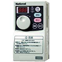 Panasonic 換気システム部材 コントロール部材送風機用インバータFY-S1N02S