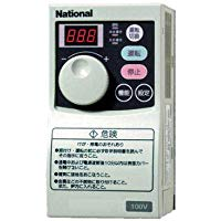 Panasonic 換気システム部材 コントロール部材送風機用インバータFY-S1N08T