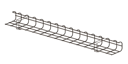 三菱電機 施設照明部材ベースライト用部材 ガード 防雨・防湿・耐塩形 40形 ステンレス製GAFS121