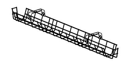 三菱電機 施設照明部材ベースライト用部材 ガード 防雨・防湿・耐塩形 40形 ステンレス製GAFS8