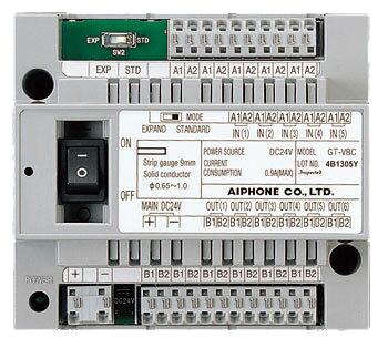 アイホン ビジネス向けインターホンテナントビル用テレビドアホン GTシステム映像制御ユニットGT-VBC
