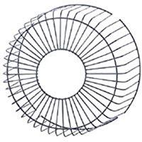 東芝 換気扇システム部材有圧換気扇ステンレス形用保護ガードGU-40SF