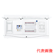 日東工業 ホーム分電盤HCB形ホーム分電盤 ドア付リミッタスペース・付属機器取付スペース付露出・半埋込共用型 主幹3P60A 分岐20+4HCB13E6-204N