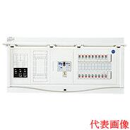 日東工業 エコキュート(電気温水器)+IH+蓄熱用 HCB形ホーム分電盤 入線用端子台付 TL404タイプ(ドア付)リミッタスペース付 露出・半埋込共用型 電気温水器用ブレーカ容量40A主幹3P60A 分岐22+2HCB13E6-222TL404B