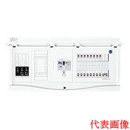 日東工業 エコキュート(電気温水器)+IH+蓄熱+太陽光発電用 HCB形ホーム分電盤 入線用端子台付 STLR404タイプ(ドア付)リミッタスペース付 露出・半埋込共用型 電気温水器用ブレーカ容量40A主幹3P60A 分岐28+2HCB13E6-282STLR404B
