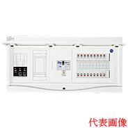 日東工業 エコキュート(電気温水器)+IH+蓄熱用 HCB形ホーム分電盤 入線用端子台付 TL434タイプ(ドア付)リミッタスペース付 露出・半埋込共用型 電気温水器用ブレーカ容量40A主幹3P60A 分岐34+2HCB13E6-342TL434B