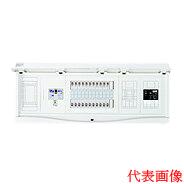 日東工業 電気温水器(エコキュート)+IH+蓄熱用 HCB形ホーム分電盤 入線用端子台付 TL45タイプ(ドア付)リミッタスペース付 露出・半埋込共用型 電気温水器用ブレーカ40A回路数6+4 主幹容量60AHCB13E6-62TL45B