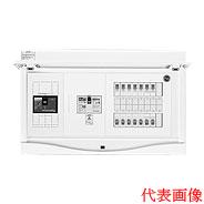 日東工業 エコキュート(電気温水器)+IH用 HCB形ホーム分電盤 契約用ブレーカ付 二次側分岐タイプ(ドア付)露出・半埋込共用型 エコキュート用ブレーカ30A主幹3P75A 分岐22+2HCB13E7-222E2K6B