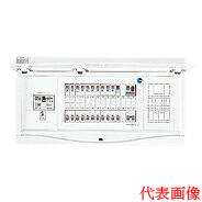 日東工業 太陽光発電システム用 HCB形ホーム分電盤 カラー電力モニタ対応 二次送りタイプ(ドア付)リミッタスペースなし 露出・半埋込共用型主幹3P100A 分岐30+2HCB3E10-302SHA