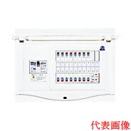 日東工業 ホーム分電盤感震リレー付 HCB形ホーム分電盤(ドア付)リミッタスペースなし 回路数8+2 主幹容量40A露出・半埋込共用型(プラスチックキャビネット使用)HCB3E4-82MPA