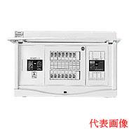 日東工業 エコキュート(電気温水器)+IH+太陽光発電用 HCB形ホーム分電盤 二次側分岐タイプ(ドア付)リミッタスペースなし 露出・半埋込共用型主幹3P60A 分岐10+2HCB3E6-102SEB