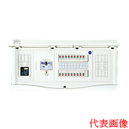 日東工業 電気温水器(エコキュート)+IH用 HCB形ホーム分電盤 入線用端子台付+付属機器取付スペース付(ドア付)リミッタスペースなし 露出・半埋込共用型 電気温水器用ブレーカ40A主幹3P60A 分岐14+2HCB3E6-142TL4NB
