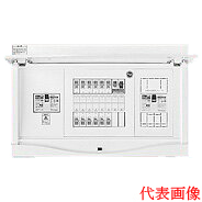 日東工業 太陽光発電システム用・計測ユニット電源ブレーカ付 HCB形ホーム分電盤 一次送りタイプ(ドア付)リミッタスペースなし 露出・半埋込共用型主幹3P75A 分岐28+2HCB3E7-282S1B