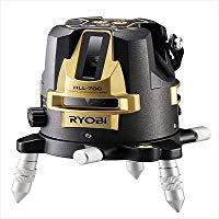 リョービ RYOBI 電動工具 POWER TOOLS 計測器レーザー墨出器フルライン約360度・垂直ライン×4本・地墨点HLL-700