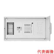 日東工業 HMB形ホーム分電盤 付属機器取付スペース付(ドア付・スチール製キャビネット)リミッタスペース付 露出・埋込共用型主幹3P75A 分岐10+2HMB13E7-102NA