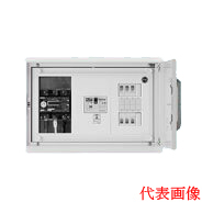 日東工業 ホーム分電盤電子式WHM付 リミッタスペースなし HMB形ホーム分電盤露出・半埋込共用型 (スチールキャビネット使用) 主幹3P30A 分岐6+2HMB3WE53-62EMB
