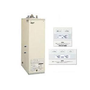 サンポット 石油給湯機器セミ貯湯シリーズ Utac 給湯・追いだき床置式 屋内設置型 37.8kW強制排気 簡単リモコン付属HMG-385F E + SRC-477F