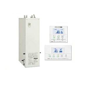 サンポット 石油給湯機器停電時自立型エコフィール 水道直圧式 フルオートタイプ給湯+追いだき 床置式 屋内設置型 46.5kW強制給排気 インターホンリモコン付属HMG-E478ASF-1