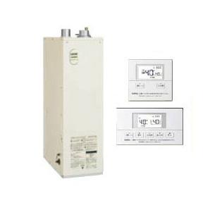 サンポット 石油給湯機器エコフィール 水道直圧式 フルオートタイプ給湯+追いだき 床置式 屋内設置型 46.5kW強制給排気 音声リモコン付属HMG-E478ASF + SRC-478AVC