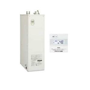 サンポット 石油給湯機器エコフィール 水道直圧式 給湯専用床置式 屋内設置型 46.5kW強制給排気 簡単リモコン付属HMG-E478MSF + SRC-477M