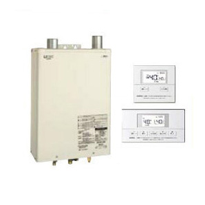 サンポット 石油給湯機器Qタイプシリーズ Utac 水道直圧式 給湯・追いだき壁掛式 屋内設置型 39.0kW LOWカロリータイプ強制給排気 音声リモコン付属HMG-Q397FKF + SRC-476FV