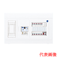日東工業 ホーム分電盤単相3線式分岐回路付ホーム分電盤リミッタスペース付 HPB形ホーム分電盤ドアなし 露出・半埋込共用型 主幹3P60A 分岐12+2HPB13E6-122B1