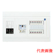 日東工業 エコキュート(電気温水器)+IH+蓄熱用 HPB形ホーム分電盤 入線用端子台付 TL404タイプ(ドアなし)リミッタスペースなし 露出・半埋込共用型 電気温水器用ブレーカ容量40A主幹3P100A 分岐22+2HPB3E10-222TL404B