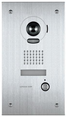 アイホン ビジネス向けインターホンIPネットワーク対応インターホン ISインターホンシステムカメラ付ドアホン子機IS-DVF