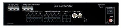 アイホン ビジネス向けインターホンIPネットワーク対応インターホン ISインターホンシステム増設制御装置IS-SCU