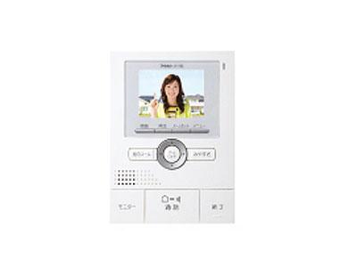 アイホン ワイヤレスカラーテレビドアホンROCOワイド カラーモニター付増設親機JH-1H-T