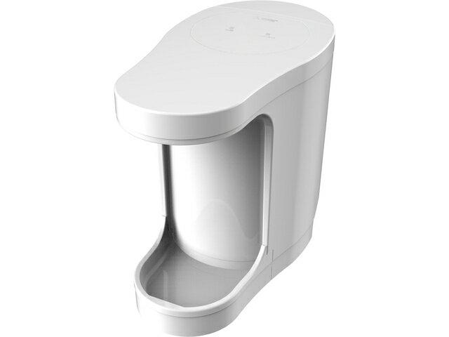 三菱電機 ハンドドライヤージェットタオルプチ コンパクトモデル壁取付タイプ 100V ホワイトJT-PC105CK-W