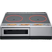 Panasonic IHクッキングヒーター2口IH 据置タイプ鉄・ステンレス対応 KGタイプ 60cm幅KZ-D60KG