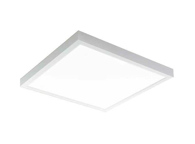 山田照明 照明器具LED一体型ベースライト カンファレンス-LG□450直付ベース照明 調光 FHP32W×4相当 温白色LD-5318-WW