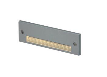 東芝ライテック 施設照明屋外用照明器具 LEDフットライト 電球色LEDF-01009L(S)-LS1