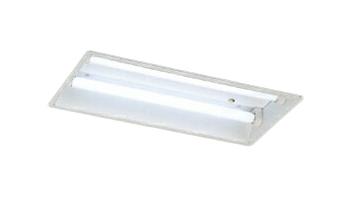 東芝ライテック 施設照明直管形LEDベースライト システムアップ基本灯具 300mm幅LDL20形×2灯 約20%~連続調光 本体のみLER-22540-LD9