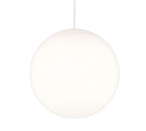 パナソニック Panasonic 照明器具ダイニング用LEDペンダントライト 電球色 半埋込吊下型MODIFY スフィア型 Lサイズ 60形電球2灯相当LGB19241WZ
